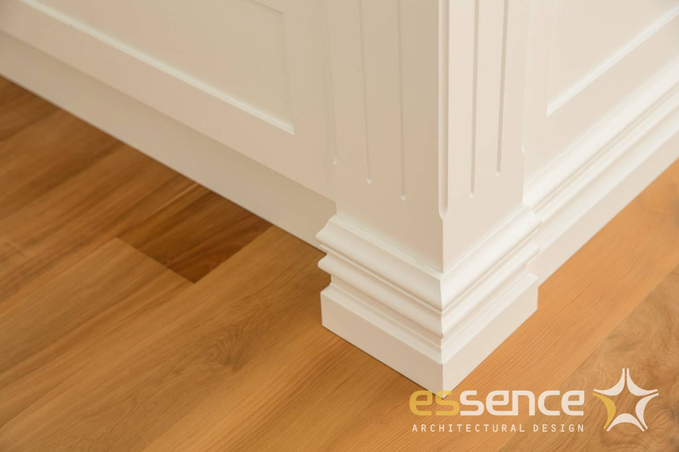Skirting Detail and new timber floors
